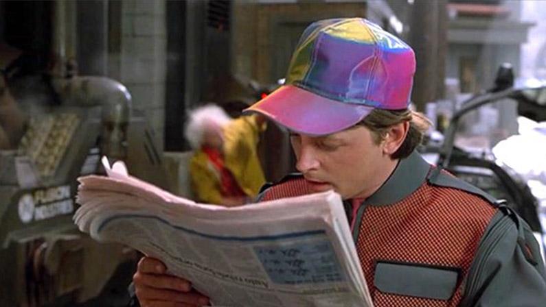 Comment voyez-vous la casquette du futur?